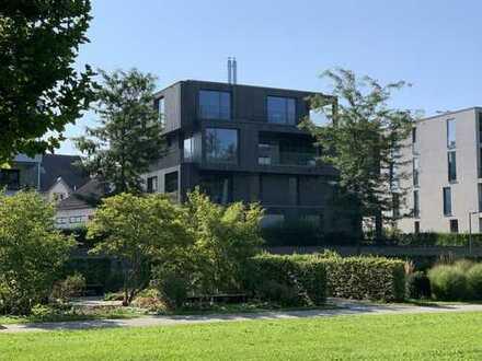 Exklusive, gepflegte 3-Zimmer-Wohnung mit überdachter Loggia und EBK in bester Lage in Nagold