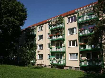 Günstige 4-Zimmer-Wohnung mit Balkon auf dem Kaßberg