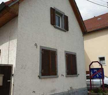 Schönes Haus mit vier Zimmern in Germersheim (Kreis), Zeiskam