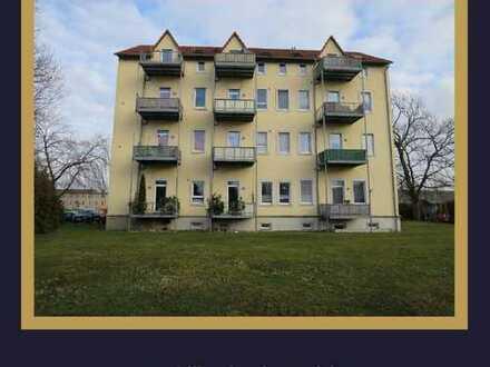 Großzügige 2-Zimmerwohnung mit Garten, Balkon und Elektro-Heizung