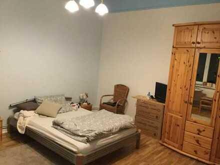 WG - Zimmer vollmöbliert 25 qm , tolle Ausstattung , großes WZ , Bad mit Wanne , Balkon , Einbauküch