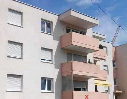 Stilvolle 2-Zimmer-Hochparterre-Wohnung mit Balkon in Fellbach