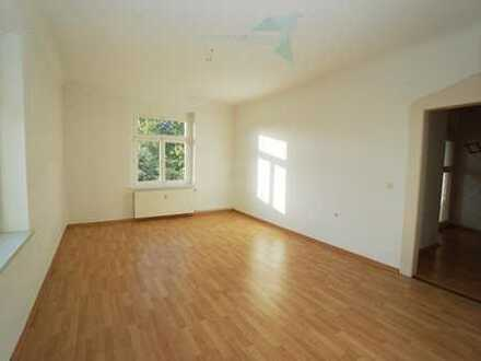 Ruhig gelegene 2-Raum-Wohnung mit Garten in Oberlungwitz