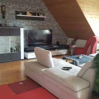 von privat: Schöne 3-Zimmer Maisonette-Wohnung
