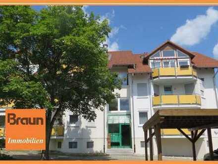 Charmante und helle 2-Zimmer-Eigentumswohnung in ruhiger, naturverbundener Lage von Aldingen