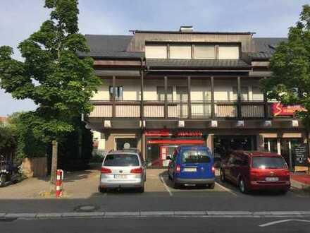 Ansprechende 2-Zimmer-Wohnung mit Balkon und Einbauküche in Konstanz
