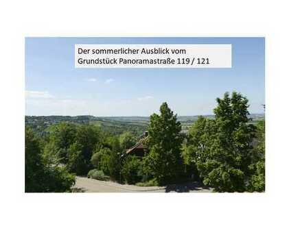 Erstbezug Hochwertige, fam-freundl. 4-Zi-Wohnung, Panoramalage, 2 Terrassen, Gartenanteil, Gerlingen