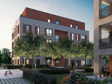Willkommen Zuhause! Komfortable 3,5-Zimmer-Wohnung in direkter Nachbarschaft zum Ingelheimer Garten