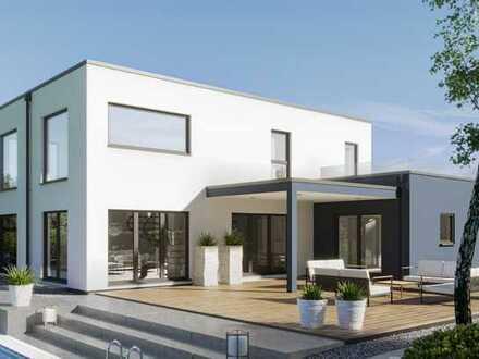 Wohnen exklusive auf über 235 qm im Regensburger Umland incl. Baugrund und incl. Baunebenkosten