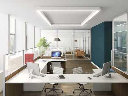 Neubauprojekt | | Büro ca. 1.070 m² zzgl. Produktions- und Lagerfläche ca. 530 m²