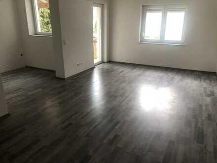 Modernisierte 4-Raum-Wohnung mit Balkon in Seelbach