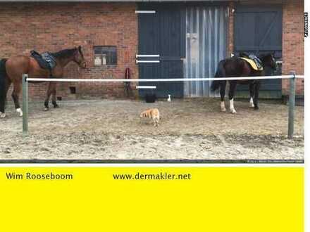 Oldenburg-Eversten: Liebevoll sanierter Resthof für Pferdehaltung