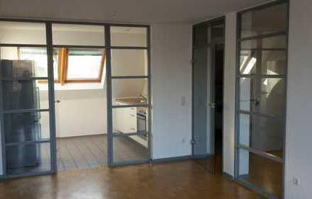 Gepflegte 2,5-Zimmer-Maisonette-Wohnung mit Balkon in Münster