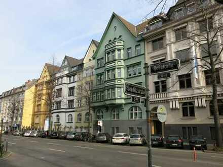 5 Zimmer Altbauwohnung in Derendorf; Erstbezug nach Sanierung