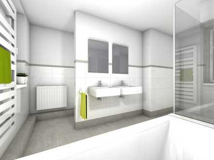 Neue moderne 4-Raumwohnung in beliebter Wohnlage