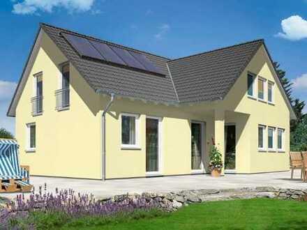 Mehrfamilienhaus oder Einfamilienhaus mit Einliegerwohnung inkl. Grundstück in Spiegelberg