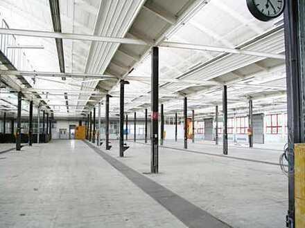 Provisionsfrei - Lager und Produktionshalle - Hochhalle - teilbar ab 1000 qm