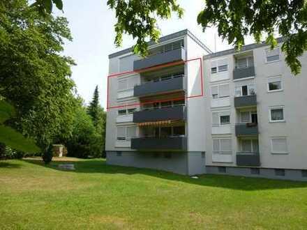 Noch zentraler geht es in Böfingen wirklich nicht - 4-Zi.-ETW im 2. OG ohne Aufzug