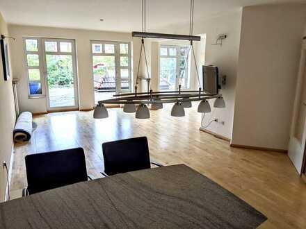 Findorff-Weidedamm - Wohnfühlfaktor, ruhige helle 4 Zi. Wohnung, Terrasse, Garten, zentrumsnah