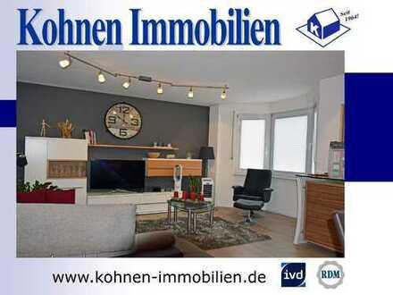 Moderne 3-Zimmer-Eigentumswohnung mit Balkon in zentrumsnaher Wohnlage von 41334 Nettetal-Lobberich