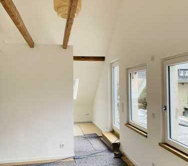 Frisch sanierte Wohnung mit Dachterrasse im Zentrum von Unna