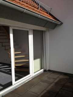 Sonnige 2-Zimmer-Maisonette-Wohnung mit Dachterrasse in super Lage in Schönaich ab Januar 2020.
