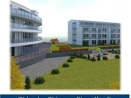 Erstbezug mit Balkon: ansprechende 3-Zimmer-Wohnung in Offenburg