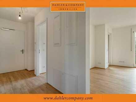 Europaviertel - Schöne 2,5-Zimmer-Wohnung im Neubau-Erstbezug