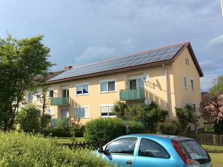 Gepflegte 3-Zimmer-Wohnung im Stadtgebiet von Parsberg - Erstbezug nach Sanierung