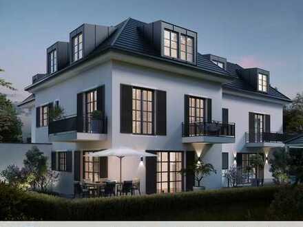 Exklusive Stadtvilla mit Südwest-Ausrichtung in Unterschleißheim/Hollern - Baubeginn erfolgt