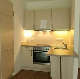 Hafencity - großzügige 2 Zimmer Wohnung mit Einbauküche und Balkon