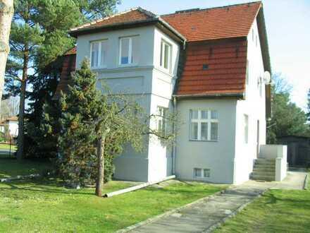 Wohnung im Obergeschoss eines Zweifamilienhauses