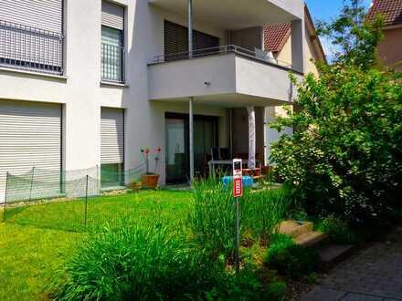 Terrassenwohnung in der Südstadt vermietet zu verkaufen inkl.. 2 TGs und EBK