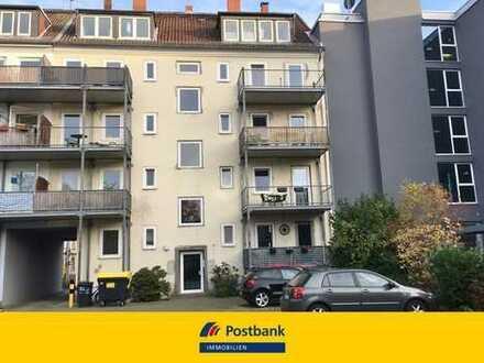 3-Zimmerwohnung mit Stellplatz in zentraler Lage in Braunschweig