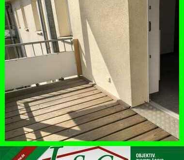 VERMIETETE 1-Raum Wohnung - MIT BALKON - Seniorengerechtes Wohnen