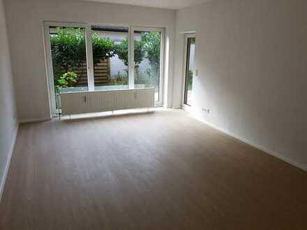 Sanierte 3-Zimmer-Erdgeschosswohnung mit Terasse zentrumsnah in Oldenburg