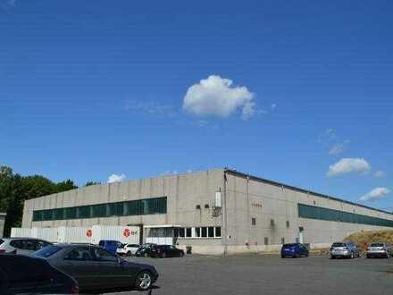 aktives Warenverteilzentrum - Logistikstandort in Bochum-Günnigfeld