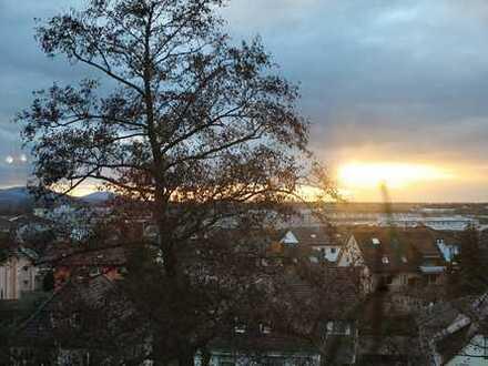 Über den Dächern von Ettlingen