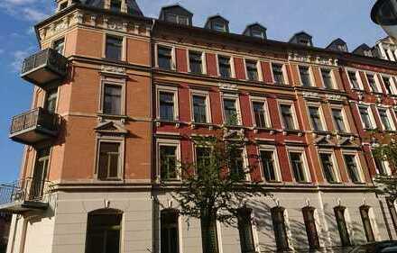Eigentumswohnung in zentraler Lage von Chemnitz für Kapitalanleger oder Selbstnutzer