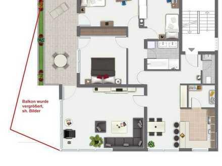 Neu renovierte 4,5 Zimmer Wohnung in Dornstetten – sehr zentral gelegen