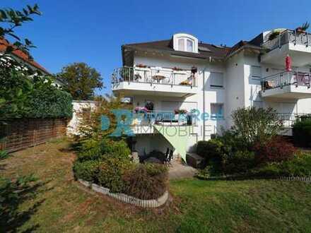 Gepflegte Maisonettewohnung mit Balkon, Terrasse und Stellplatz in nachgefragter Wohnlage