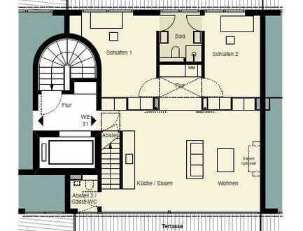SOFORTBEZUG / Penthouse mit Dachterrasse, Lift, TG mgl,weitere Angebote auf Anfrage