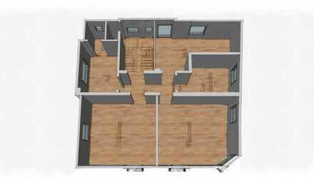 *PROVISIONSFREI* Altbau Etage 3 Zimmer 105 qm