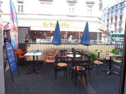 kleines feines Tages Cafe auf der Berger!