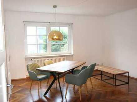 Exklusive 3-Zimmer-Wohnung im Malerviertel (Balkon mit Gartenzugang, neue EBK)