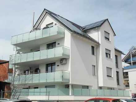 Hochwertig ausgestattete Wohnung im Zentrum von Echterdingen