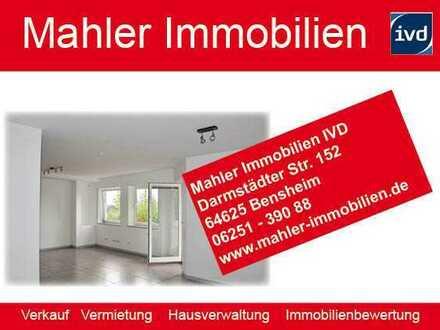 Exklusive helle 1 ZKB Wohnung mit Einbauküche und Terrasse ruhige Top Lage von Bensheim - Hemsberg