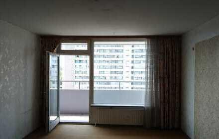 3-Zimmer-Wohnung im Schwabencenter