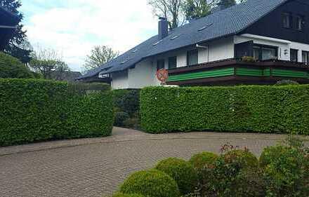 Traumhafte 3-Zimmer EG Wohnung mit Terrasse und Garten in Bestlage (200m zum Kurzentrum)