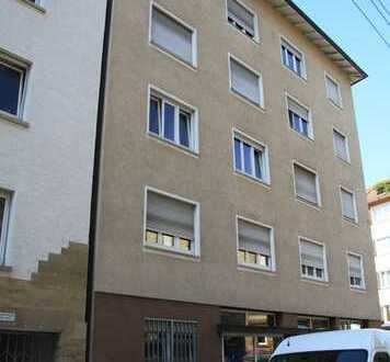 Stuttgart West ! 3-Zi.-DG Wohnung mit Balkon